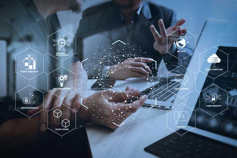 digital transformation, technology, AI